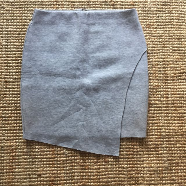 Seed Mini Pencil Skirt