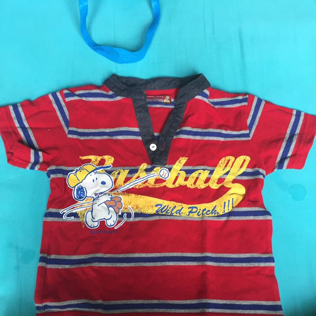 Shirt Snoopy Baby (3)