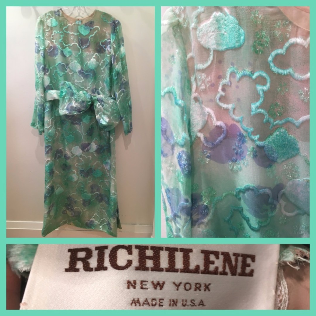 Size 10/12 - Richilene New York - Vintage gown