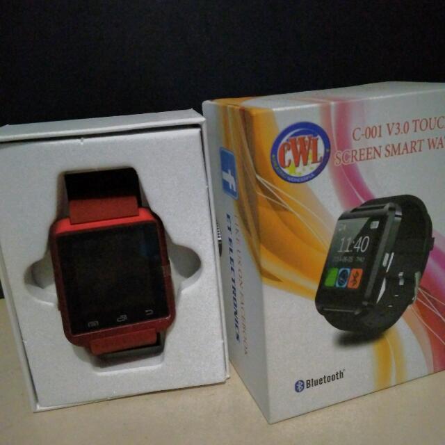 Smartwatch Red