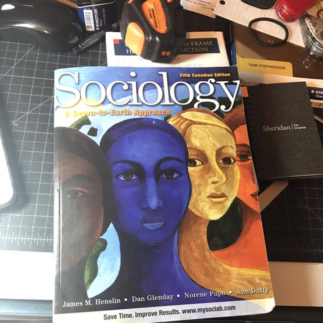 Sociology: A Down-to-Earth Approach, Fifth Canadian Edition