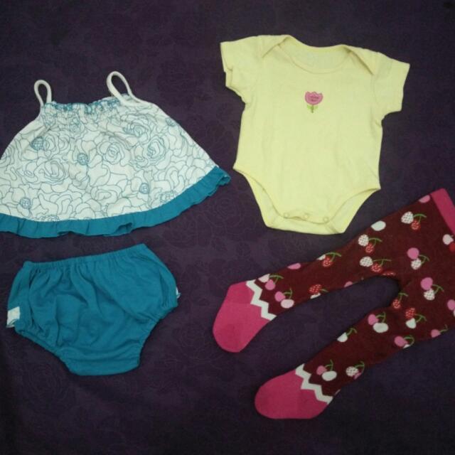 TURUN HARGA ~ TAKE ALL: Baju Bayi, Carter's Jumper, Legging Bayi