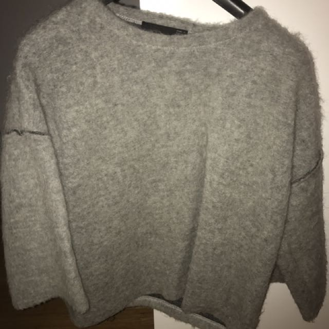 Teddy Bear Jumper - Zara