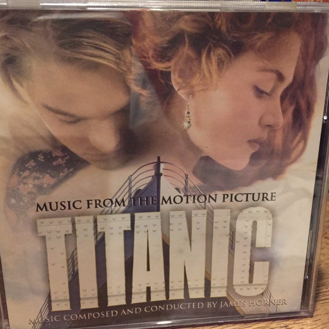 titanic movie theme song