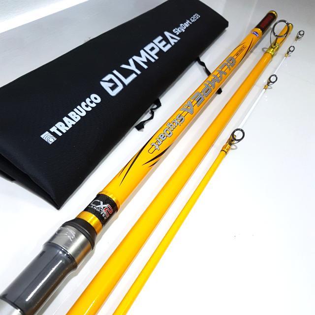 Trabucco Olympea Skydart Surf Rod, 14ft Fishing Rod, Surf Casting