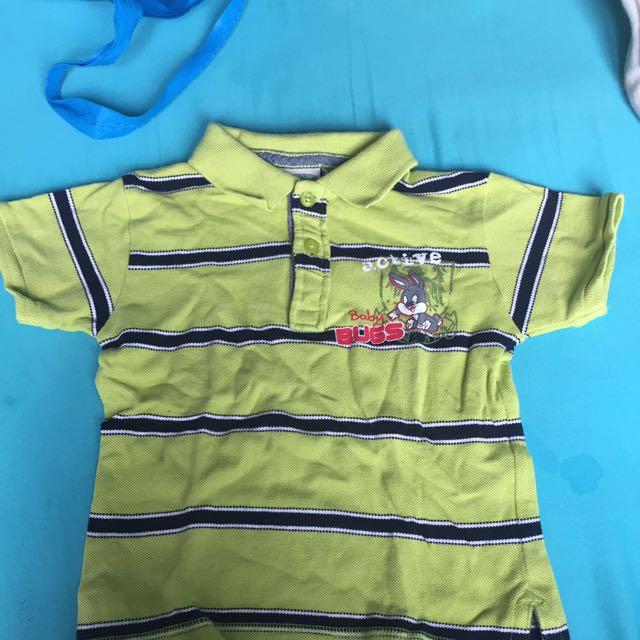 Tshirt Baby Looneytoones (3y)