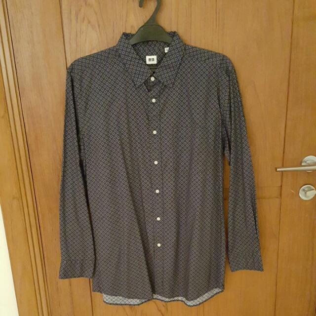UNIQLO Long Sleeve Shirt