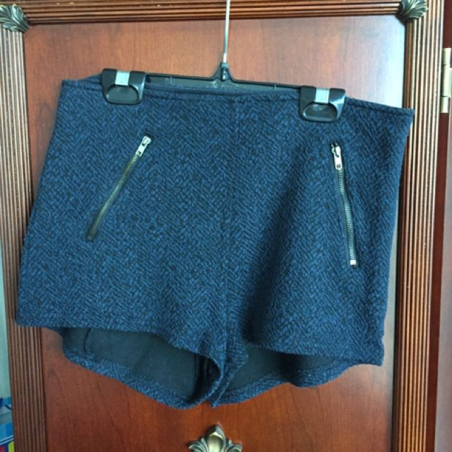 Urban Outfitters Navy Shorts