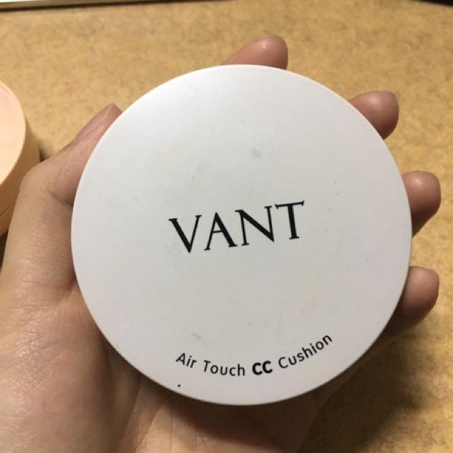Vant 36.5 氣墊粉餅 白盒 21