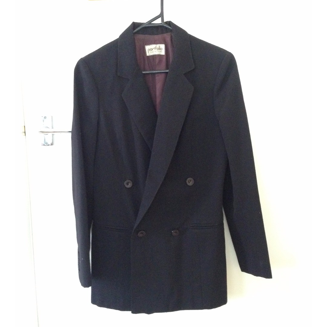 Vintage blazer, Tony Wiltshire