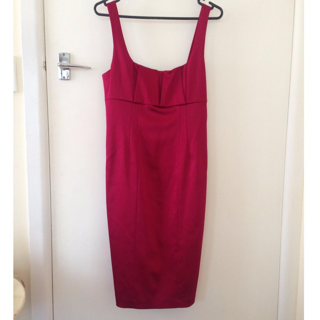 Vintage David MEISTER dress