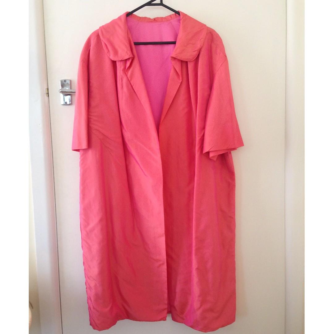 Vintage dress coat, freesize