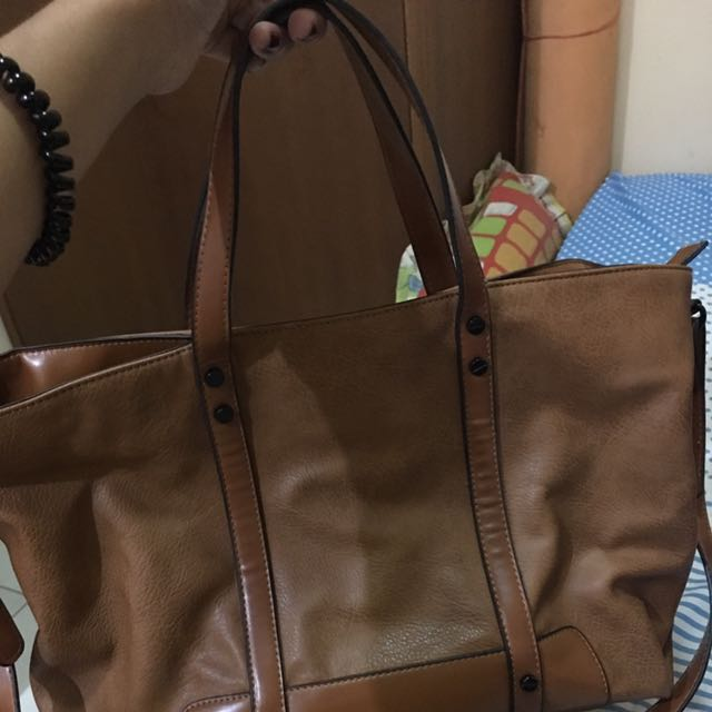 Zara Basic Bags