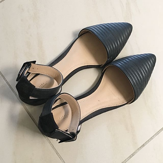 ZARA Trafaluc Pointed Sandals