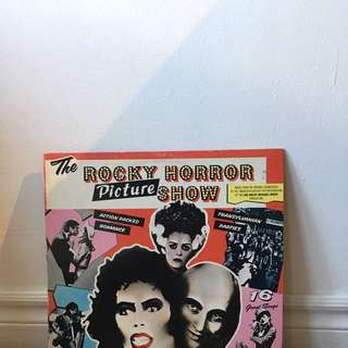 Rocky Horror Picture Show Record