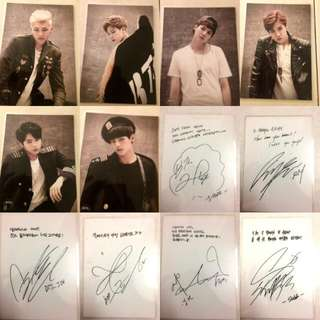 BTS TRB in MY Hello Session Photoset