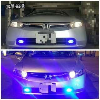 型爆LED霧燈
