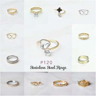 Stainless Rings