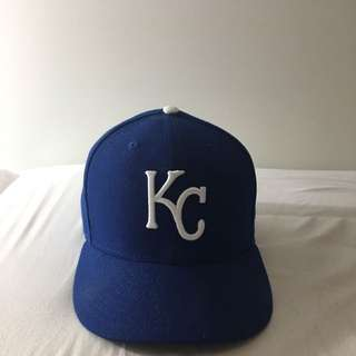Authentic Kansas City Baseball Cap