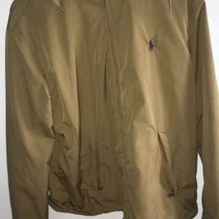 Olive Green Ralph Laurent Jacket