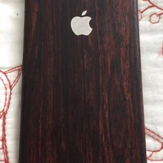Mahogany iPhone 6 Skin (Only One Left)