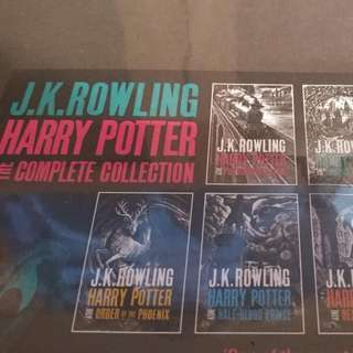 Complete Box Hardcover Edition : Harry Potter