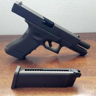 Airsoft - WE Glock 17 (gen 3)