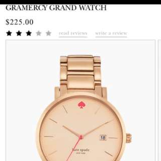 Brand New, Never Used Kate Spade Watch