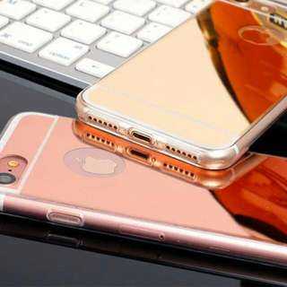 Iphone 6/6s Gold Mirror Case