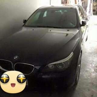 BMW 5 series (525i)