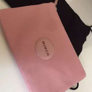 Brand New - Medium Mimco Pouch Pink