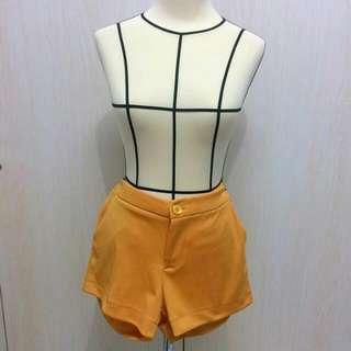 Orange Short