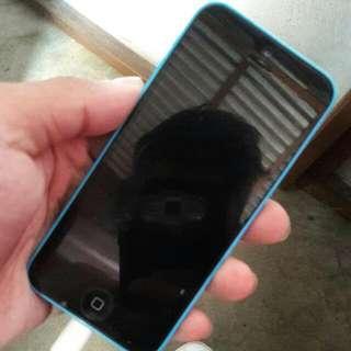 REPRICE !!  Iphone 5c May Bawas Pa