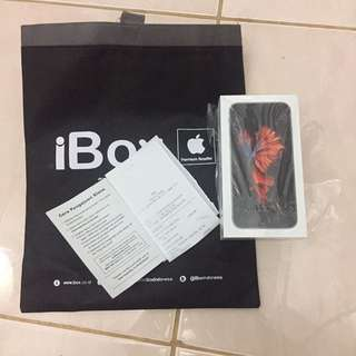 Apple Iphone 6s 32gb Garansi Ibox