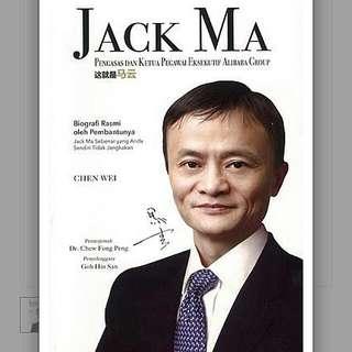 Jack Ma: Pengasas dan Ketua Pegawai Eksekutif Alibaba Group
