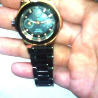 Jam Tangan Alexander Christy Ceramic Steel 2224BF