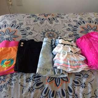 Size 4&5 Girls