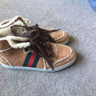 Gucci winter boots