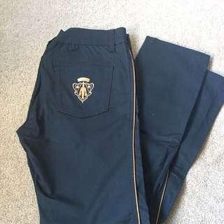 Gucci black pants! Stretch