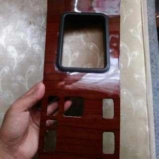 W124 Console Wood Panel