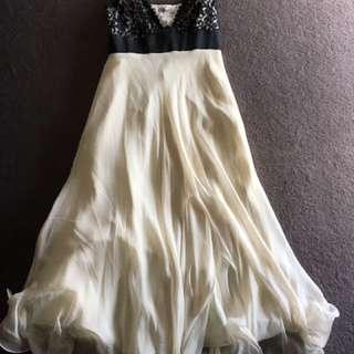 Chloé Monochrome Dress