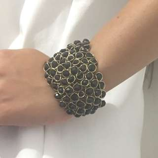 Black Beauty Bracelet