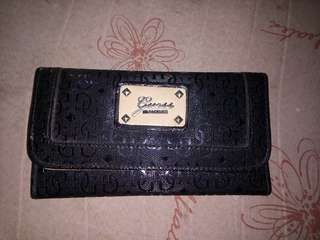 auth. Guess wallet