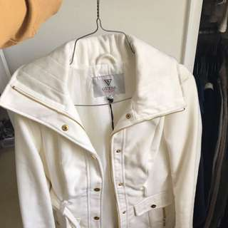 Authentic Guess Coat