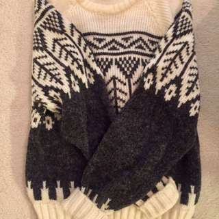 Comfy Oversized Sweater