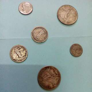 Antique Coins From Granny's Baul