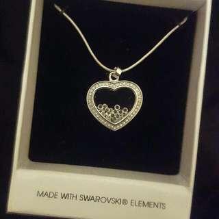 Mestige Heart Necklace