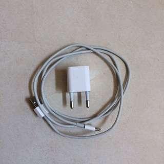 Kabel Data dan Kepala Charger OEM