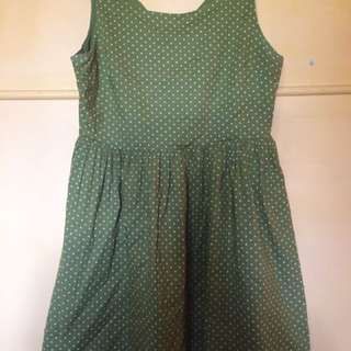 """Dangerfield"" Spotty Dress"