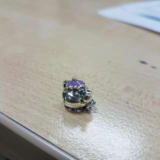 Pandora Ms Potts And Chip Charm Limited Edition Beauty and The Beast Disney Parks 2017